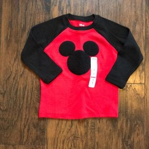 Mickey Long Sleeve Top